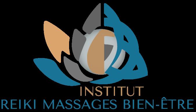 logo institut reiki massages bien-être rennes